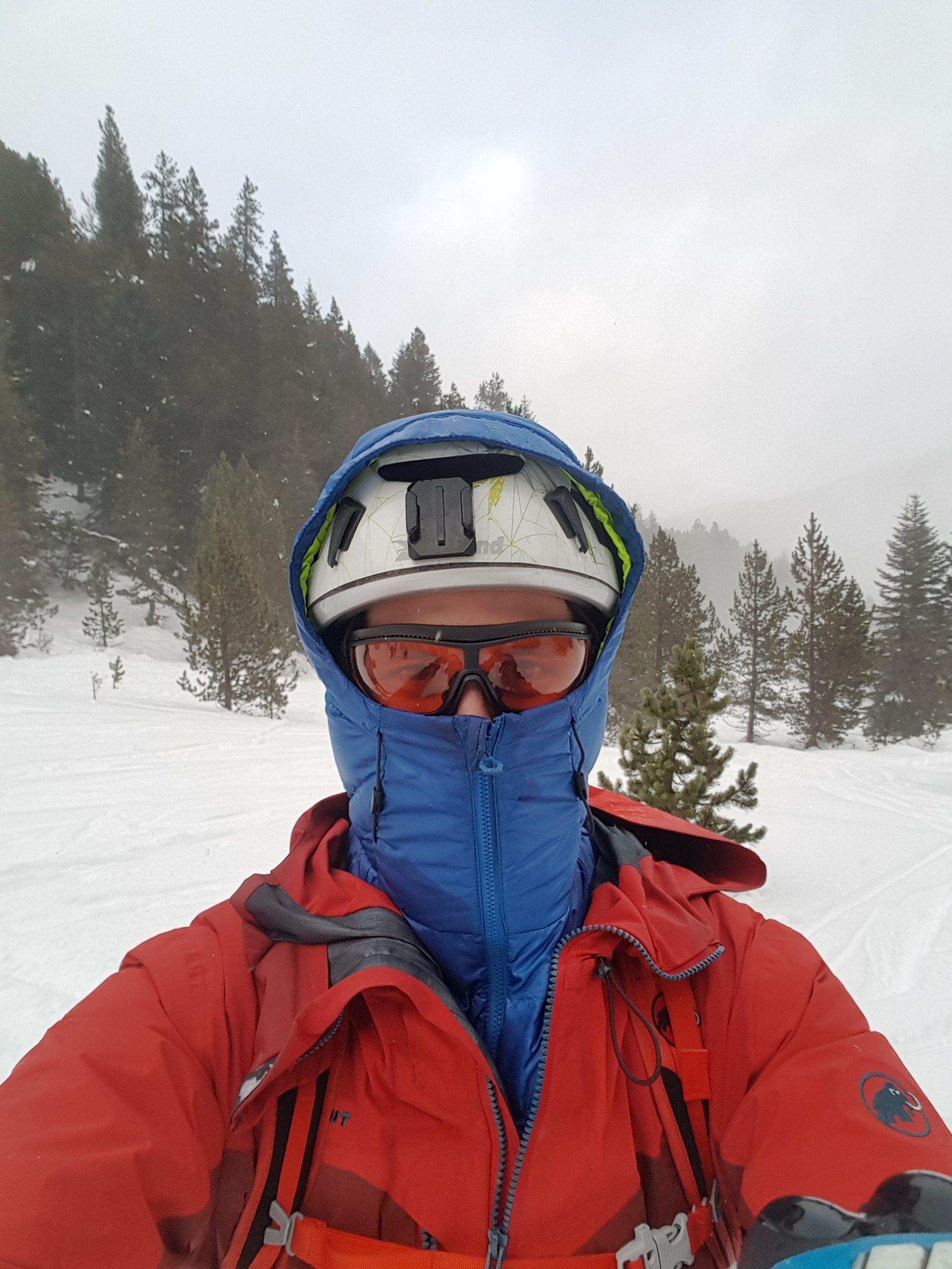 our terrain and ski modalities.