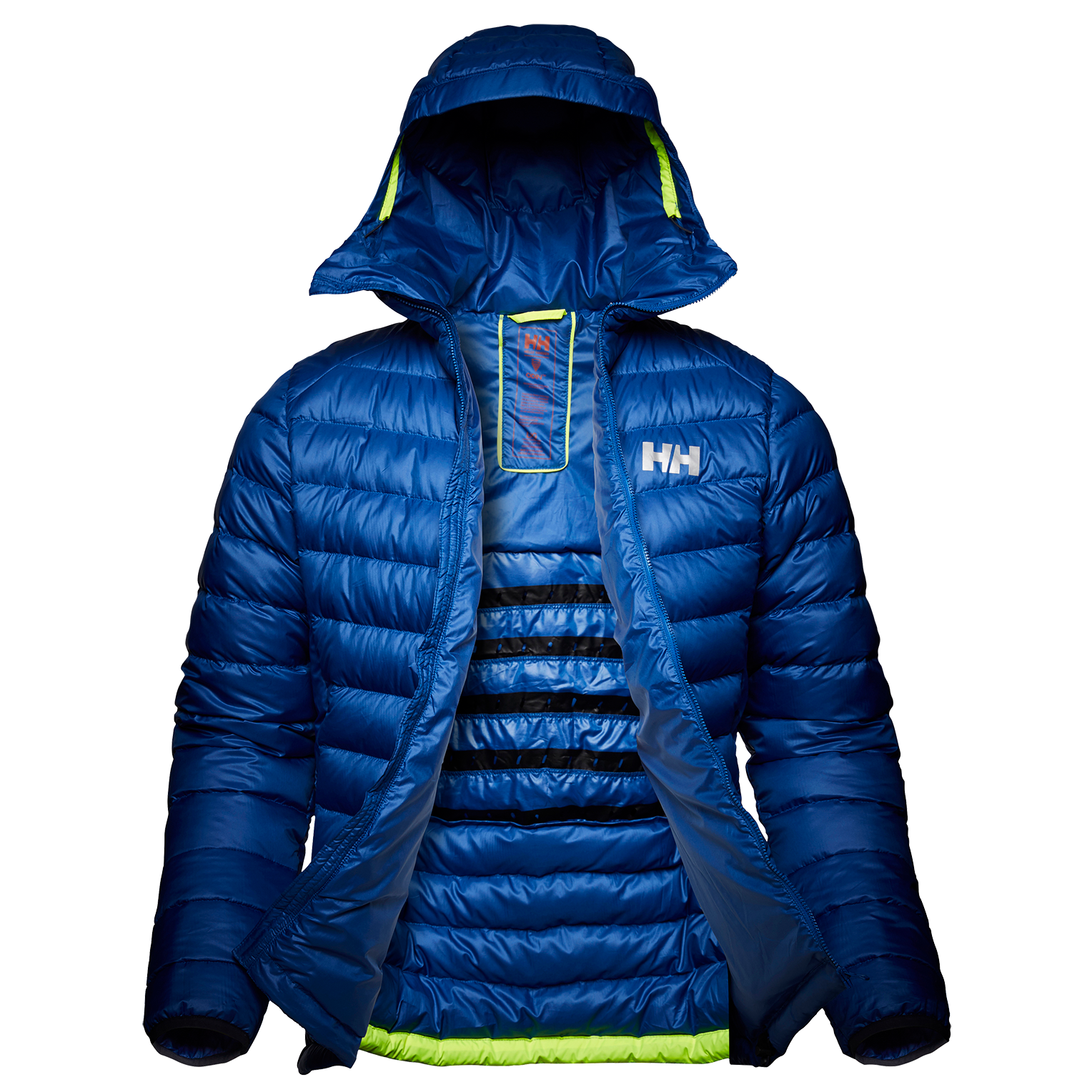 Testing the smartest active down jacket of the season. Helly Hansen ... f5df3f648
