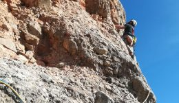 Becoming a better climber II. Trad climbing: the good, the ugly and the grade.