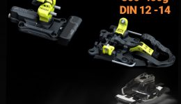 New freeride tech bindings 2018/2019: Salomon Shift VS ultralight reinforced tech bindings. PART 2.