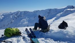 Sogndal: where freeride meets ski alpinism in Norway.